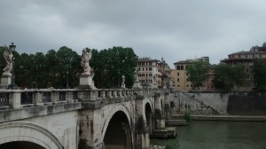 We found the Tiber River!